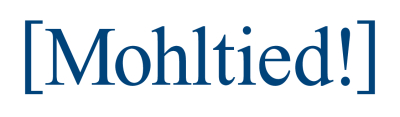 mohltied logo